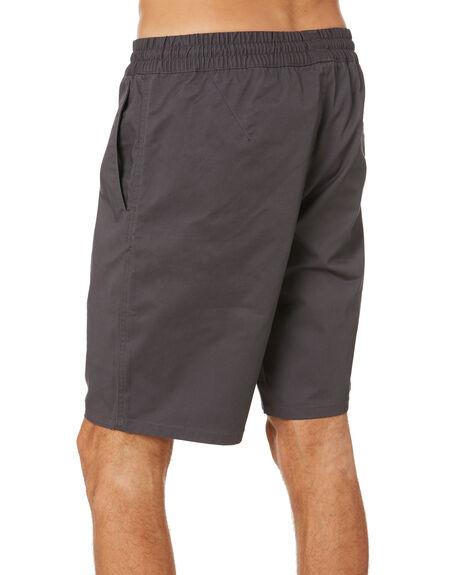 CHARCOAL MENS CLOTHING VOLCOM SHORTS - A0902101CHR