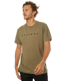 MILITARY MENS CLOTHING THRILLS TEES - SMU-147MILIT