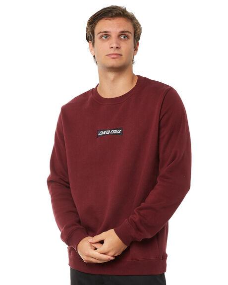 PORT MENS CLOTHING SANTA CRUZ JUMPERS - SC-MFA8809PORT