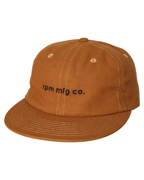 COPPER MENS ACCESSORIES RPM HEADWEAR - 9AAC01B8CPR