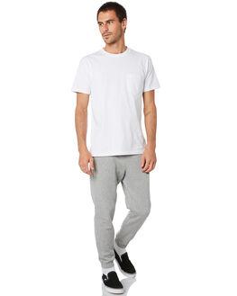 HEATHER GREY MENS CLOTHING VOLCOM PANTS - A12318R0HGR