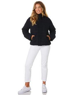 MIDNIGHT PLAID WOMENS CLOTHING COOLS CLUB JACKETS - 505-CW2MID