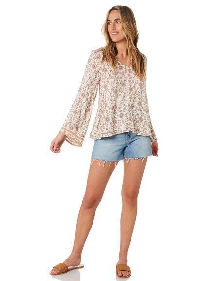 PEACH WOMENS CLOTHING O'NEILL FASHION TOPS - 5921205PFL