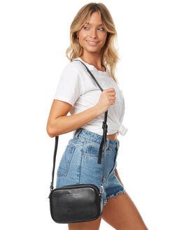 BLACK WOMENS ACCESSORIES STATUS ANXIETY BAGS + BACKPACKS - SA7251BLK