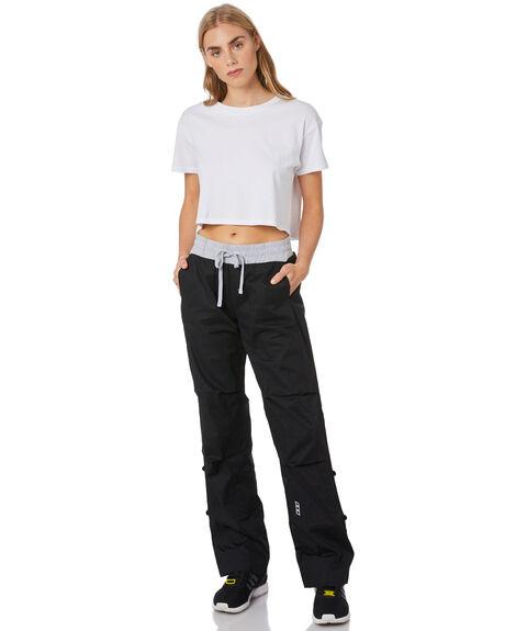 BLACK WOMENS CLOTHING LORNA JANE ACTIVEWEAR - LB0134BLK