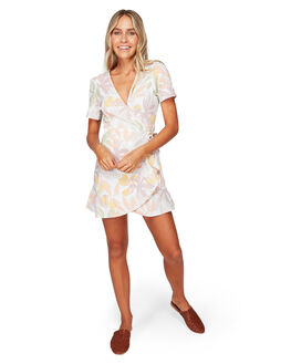 COOL WIP WOMENS CLOTHING BILLABONG DRESSES - BB-6592488-CWP