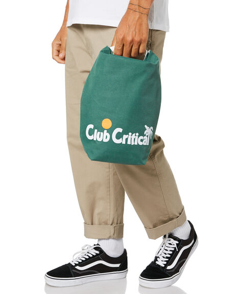 GREEN MENS ACCESSORIES THE CRITICAL SLIDE SOCIETY OTHER - DRG2004GRN