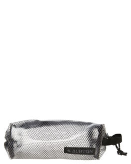 CLEAR MENS ACCESSORIES BURTON BAGS + BACKPACKS - 11022105100