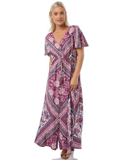 PINK WOMENS CLOTHING ARNHEM DRESSES - ARMAPI02PNK