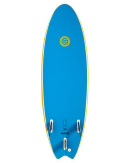 YELLOW BLUE BOARDSPORTS SURF GNARALOO GSI BEGINNER - GN-FLOPO-YLBL