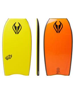 YELLOW SURF BODYBOARDS NMD BODYBOARDS BOARDS - N18NJOY41YEYELL