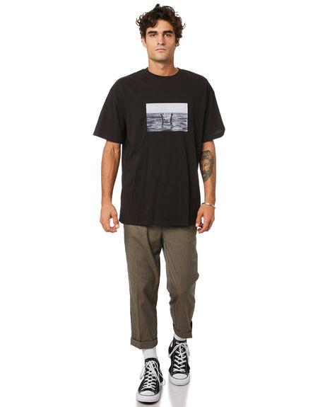 BLACK MENS CLOTHING INSIGHT TEES - 5000006178BLK