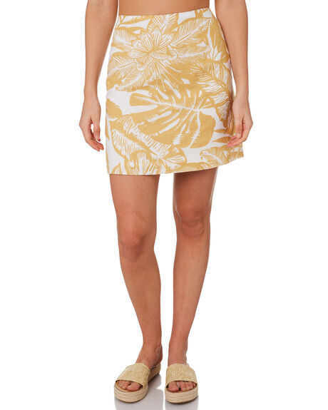 PRINT WOMENS CLOTHING NUDE LUCY SKIRTS - NU23747PRINT