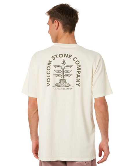 OFF WHITE MENS CLOTHING VOLCOM TEES - A4332004OFW