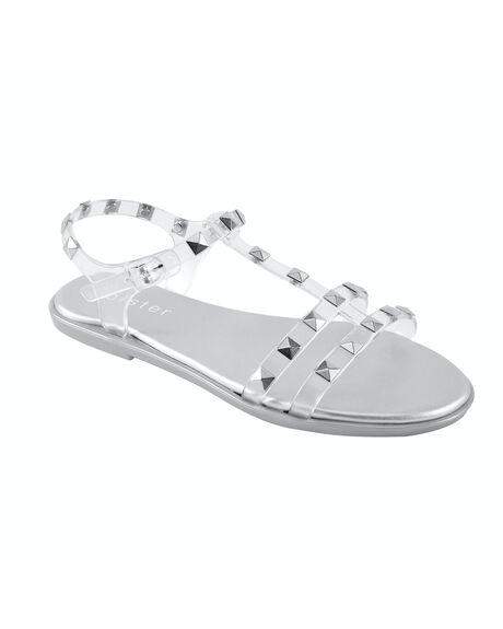 CLEAR WOMENS FOOTWEAR HOLSTER FASHION SANDALS - HST351C