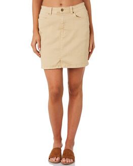 DUNE OUTLET WOMENS BILLABONG SKIRTS - 6581525D05