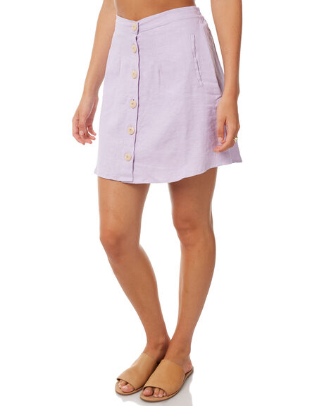 LILAC WOMENS CLOTHING RUE STIIC SKIRTS - S118-9LIL