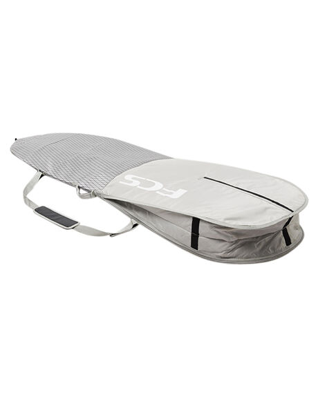 COOL GREY BOARDSPORTS SURF FCS BOARDCOVERS - BDY-063-FB-CLG