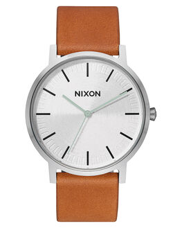 SILVER TAN MENS ACCESSORIES NIXON WATCHES - A10582853