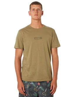 PRAIRIE MENS CLOTHING RUSTY TEES - TTM2081PRA