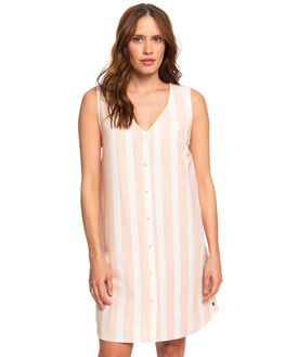 EVENING SAND WOMENS CLOTHING ROXY DRESSES - ERJWD03404-MEZ3