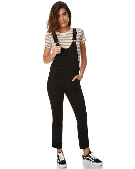 Cheap Monday Womens Drift Dungaree Cropped Flare - New ...