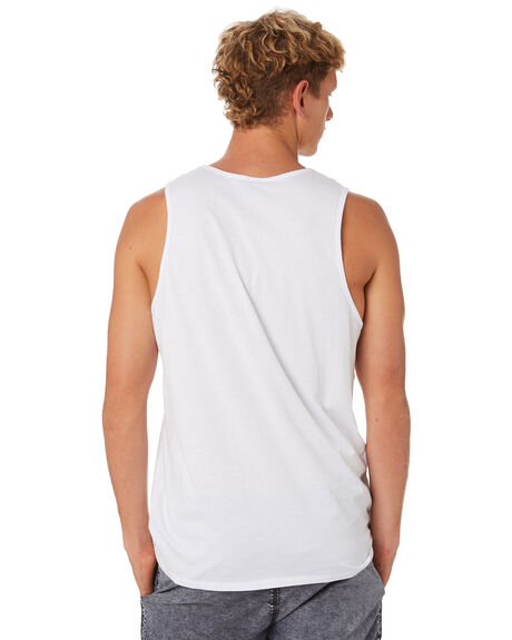 WHITE MENS CLOTHING SWELL SINGLETS - S5202288WHITE