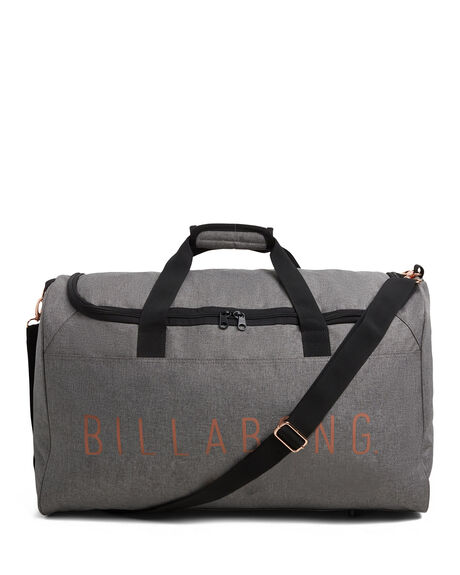 GREY MARLE WOMENS ACCESSORIES BILLABONG BAGS + BACKPACKS - BB-6603256-GYM