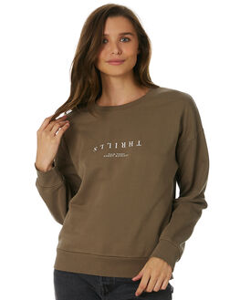 DESERT WOMENS CLOTHING THRILLS JUMPERS - WTW9-215CDES