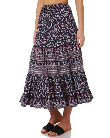 NAVY OUTLET WOMENS THE HIDDEN WAY SKIRTS - H8201204NAVY