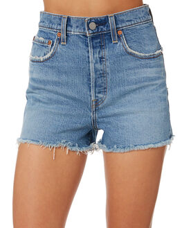 URBAN OASIS WOMENS CLOTHING LEVI'S SHORTS - 77879-0001URB