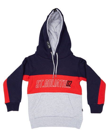 NAVY KIDS TODDLER BOYS ST GOLIATH JUMPERS + JACKETS - 2820020NAVY