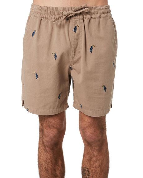 STONE MENS CLOTHING ACADEMY BRAND SHORTS - 20S610STN