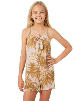 LILAC KIDS GIRLS RIP CURL DRESSES + PLAYSUITS - JDRBN10108