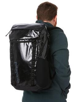 BLACK MENS ACCESSORIES PATAGONIA BAGS + BACKPACKS - 49301BLK