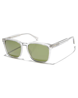 FOG CRYSTAL GREEN MENS ACCESSORIES RAEN SUNGLASSES - 100M181PIE-S110-55