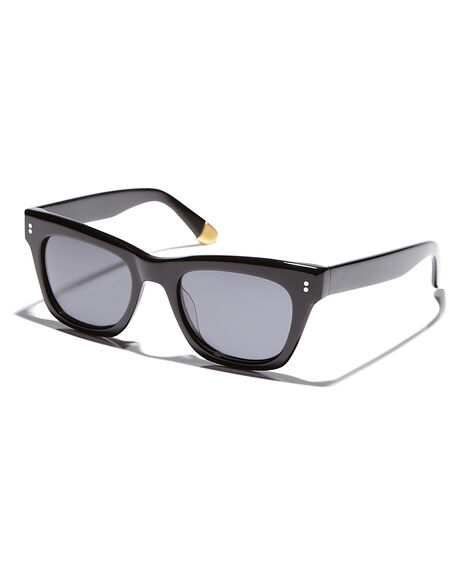 BLACK GLOSSGREY MENS ACCESSORIES SABRE SUNGLASSES - SS6-501B-GBLKGR