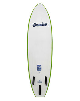 LIME SURF SOFTBOARDS GNARALOO GSI PERFORMANCE - GN-SOFT-0600-LM