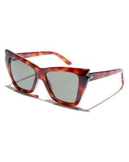 TOFFEE TORT WOMENS ACCESSORIES LE SPECS SUNGLASSES - LSP2002216TOF