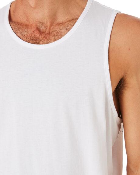 WHITE MENS CLOTHING SWELL SINGLETS - S5212285WHITE