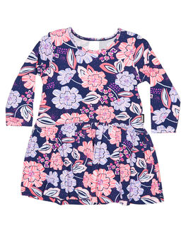 MIDNIGHT FLORAL KIDS BABY BONDS CLOTHING - BXMRA7HD