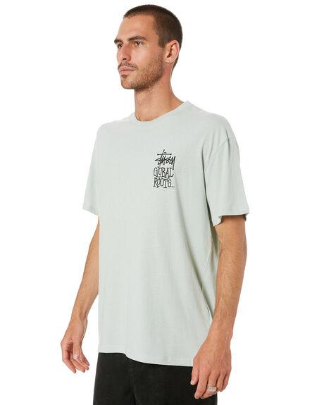 SMOKE MENS CLOTHING STUSSY TEES - ST001000SMK