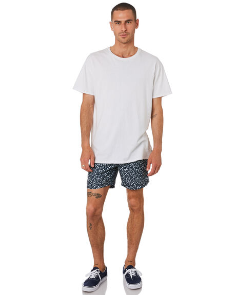 NAVY OUTLET MENS ACADEMY BRAND BOARDSHORTS - 20S725NVY