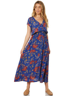 FLORAL WOMENS CLOTHING SWELL DRESSES - S8188443FLORL