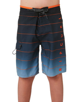 NAVY KIDS BOYS RIP CURL BOARDSHORTS - KBOSS10049