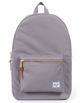 GREY MENS ACCESSORIES HERSCHEL SUPPLY CO BAGS - 10005-00006-OSGRY