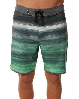 GREEN MENS CLOTHING HURLEY BOARDSHORTS - AMBSFAST3LL