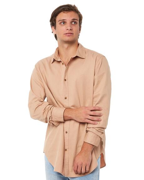 TAN OUTLET MENS INSIGHT SHIRTS - 5000000935TAN