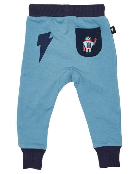 BLUE KIDS BOYS RADICOOL DUDE PANTS - RD1408BLUE