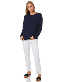NAVY WOMENS CLOTHING SWELL KNITS + CARDIGANS - S8189148NAVY